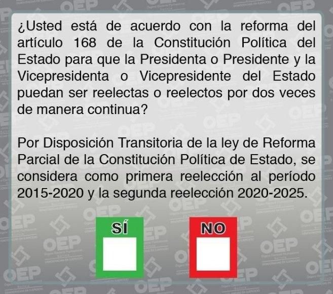 791 - Observadores electorales acompañaran la votación de residentes en Argentina 24 octubre, 2015