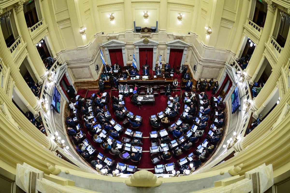 recinto senado sesion 8 agosto 2018 aborto legal