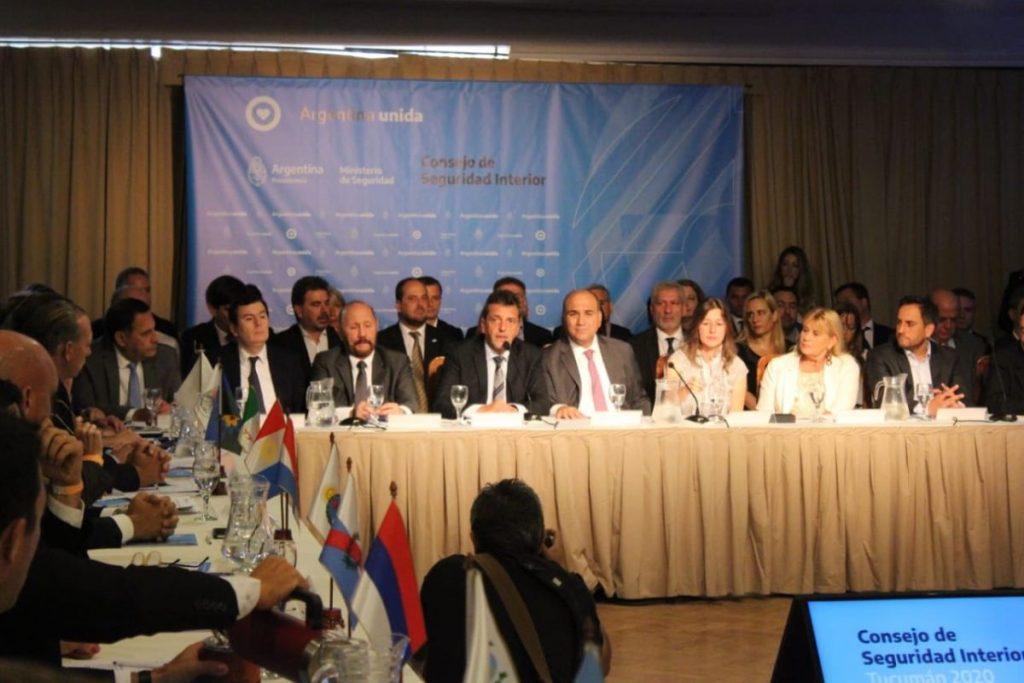 consejo de seguridad tucuman 13 febrero 2020