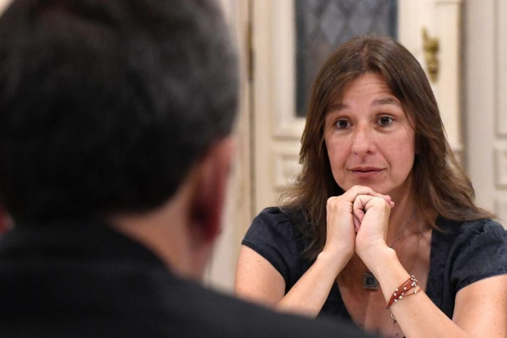 Sabina Frederic, Sergio Massa