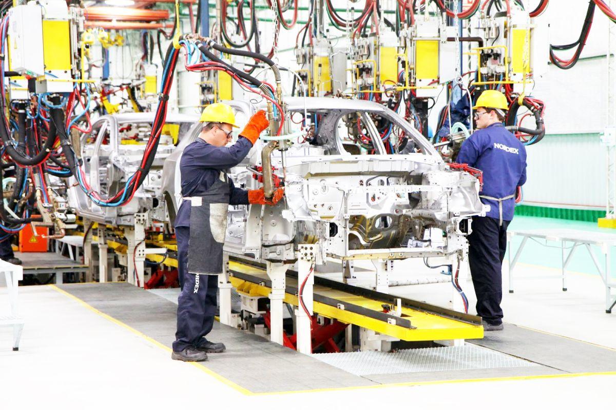produccion autos