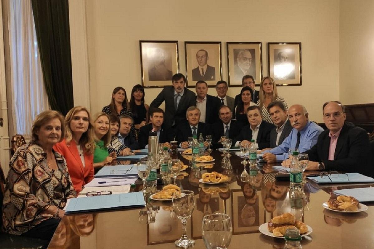 reunion juntos por el cambio gerardo morales proyecto jujuy