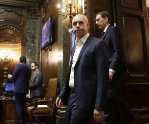 Rodríguez Larreta abrirá el año parlamentario en la Legislatura