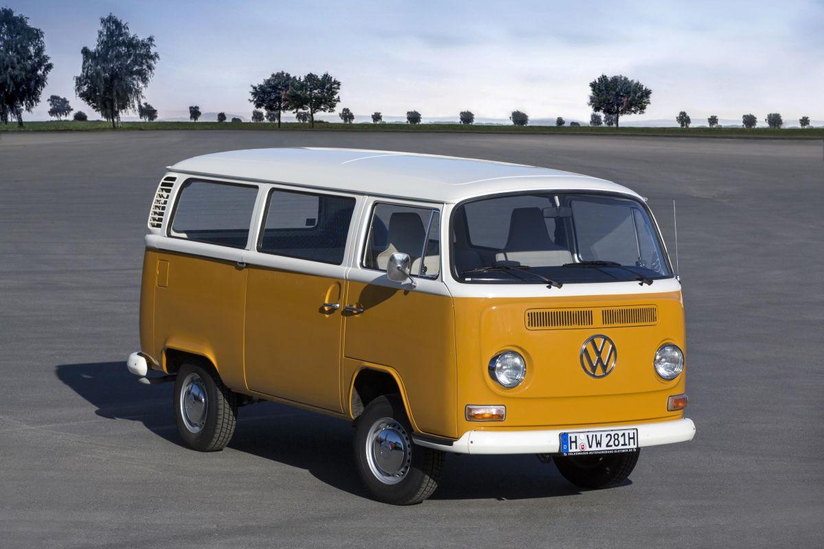 El VW Transporter cumplió 70 años