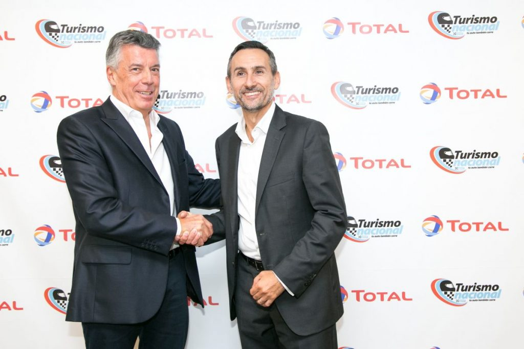 acuerdo Total y TN