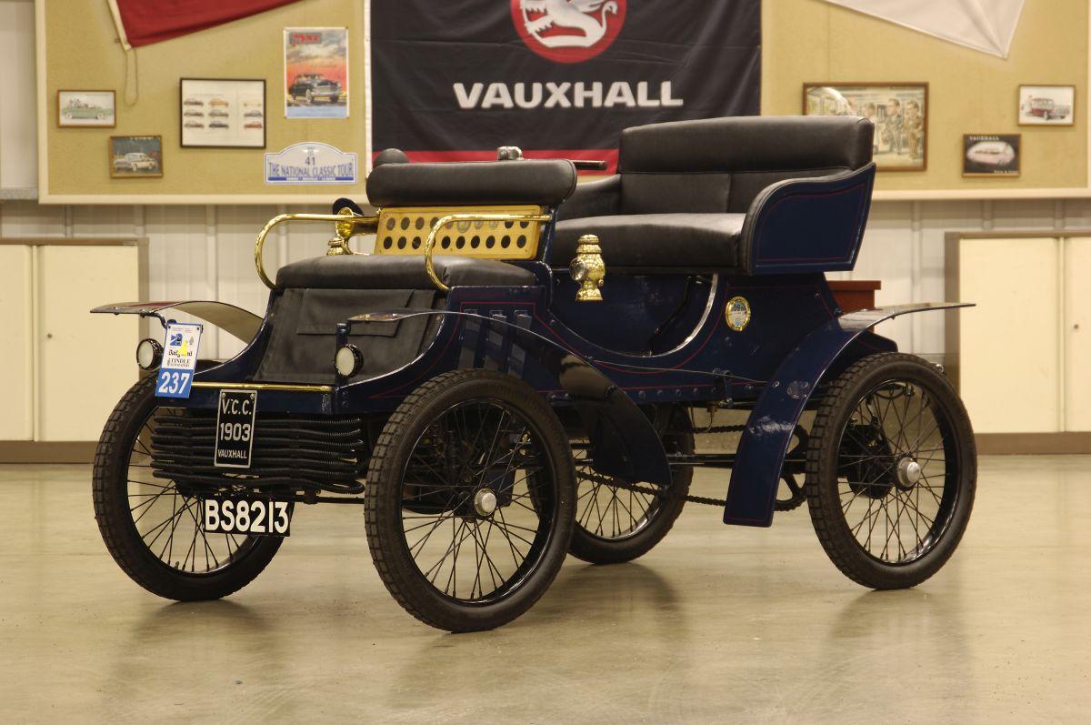 Vauxhall 1903