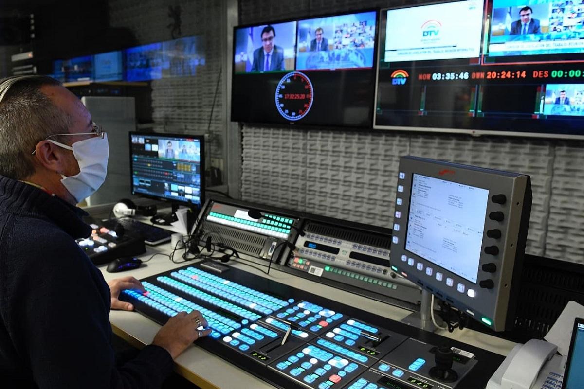claudio moroni videoconferencia comision trabajo diputados