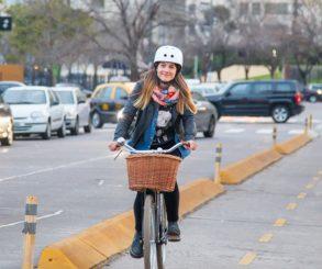 Proponen ampliar la red de ciclovías a toda la Ciudad