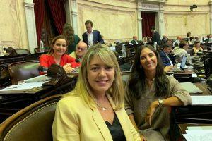 La diputada Regidor rectificó su pedido de licencia: será sin goce de sueldo