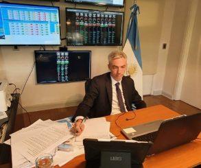 La Legislatura porteña despidió a Mario Meoni