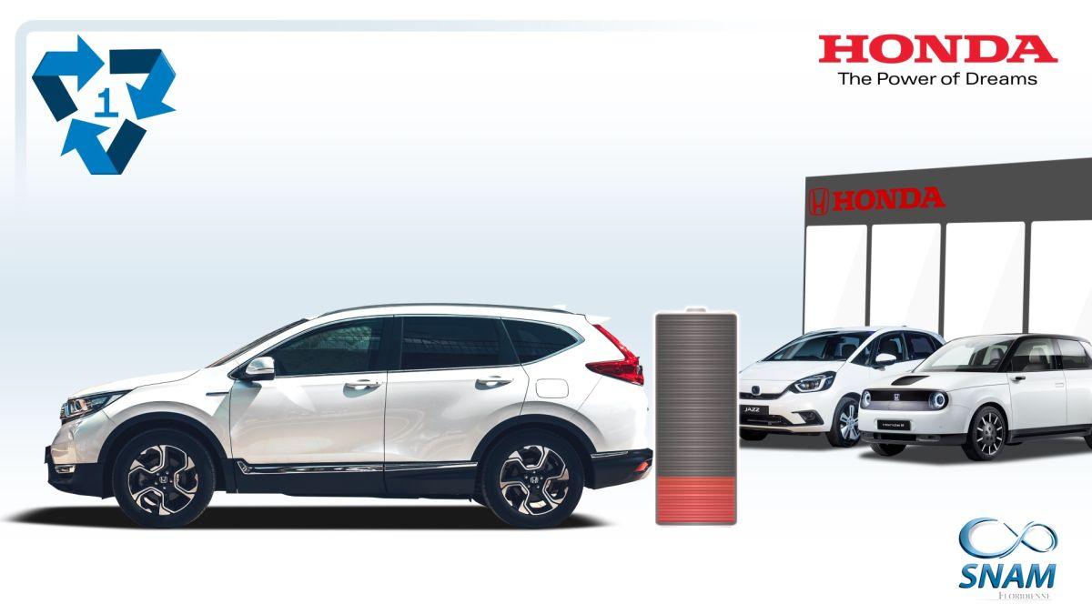 Honda Battery Recycling