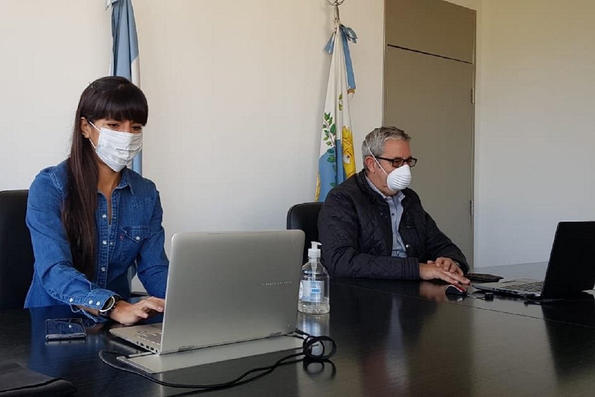 pamela verasay julio cobos prueba sesion virtual