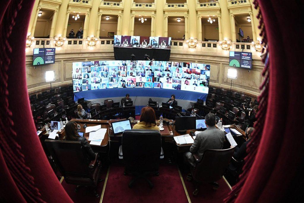 sesion virtual senado 4 de junio