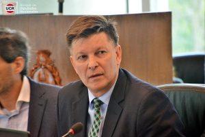 Riccardo propone incorporar a San Luis a las regiones con subsidio al gas domiciliario