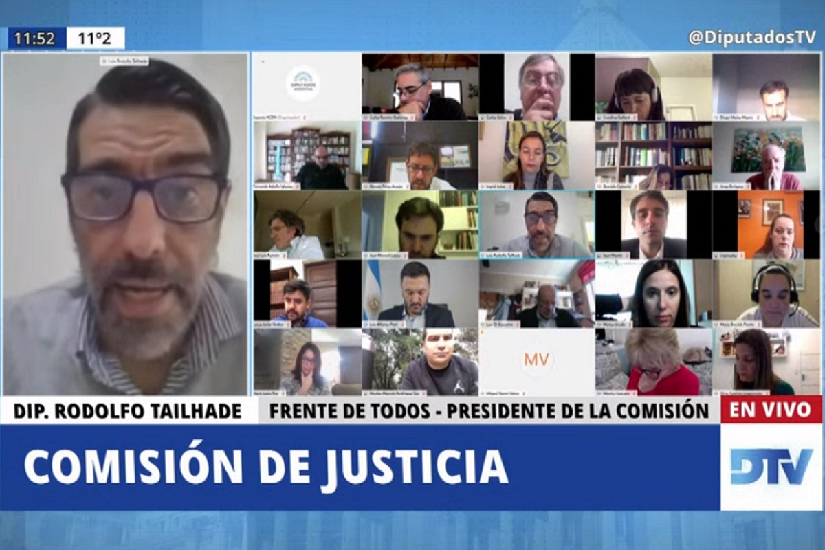 comision de justicia diputados emergencia proceso de quiebras