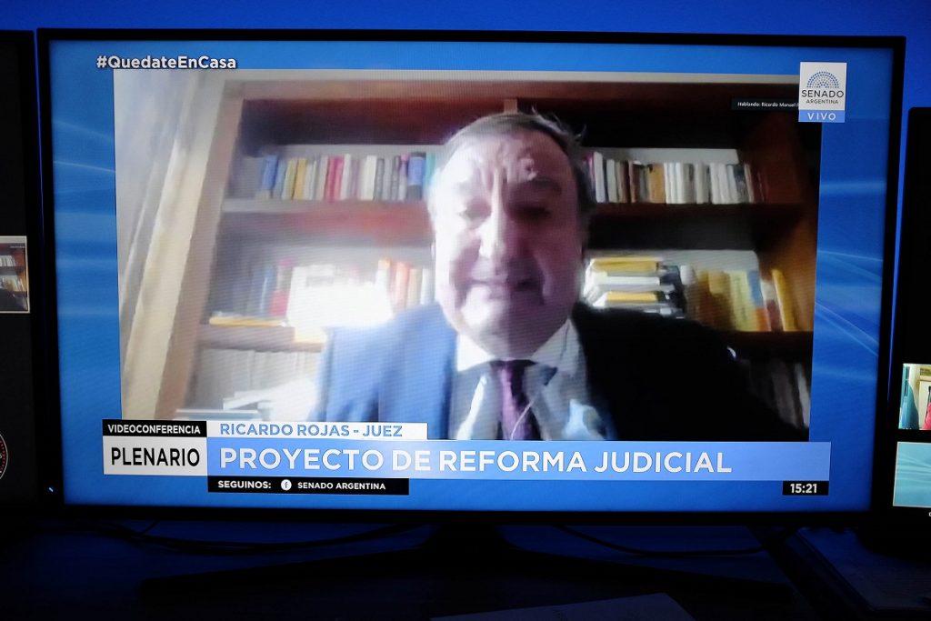 plenario comisiones reforma judicial 18 agosto 2020