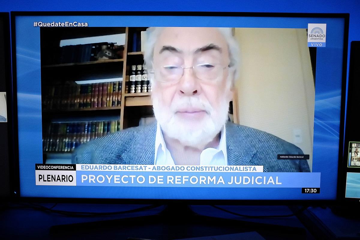 plenario comisiones reforma judicial 18 agosto 2020 barcesat