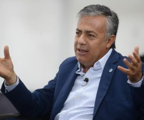 """Para Cornejo """"con la compra de aviones se compromete el futuro estratégico del país"""""""