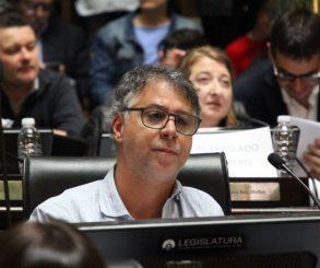 Andrade cuestionó las modificaciones a la Ley de Catastro que propone Larreta