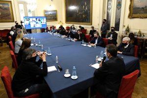 Juntos por el Cambio pidió retomar las sesiones presenciales tras el fin del ASPO