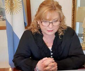 López Valverde solicitó declarar la emergencia hídrica en San Juan