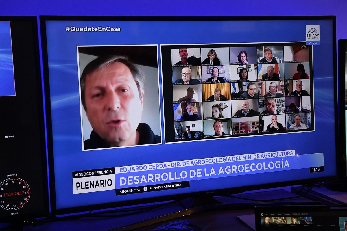 plenario agricultura ambiente reunion informativa agroecología