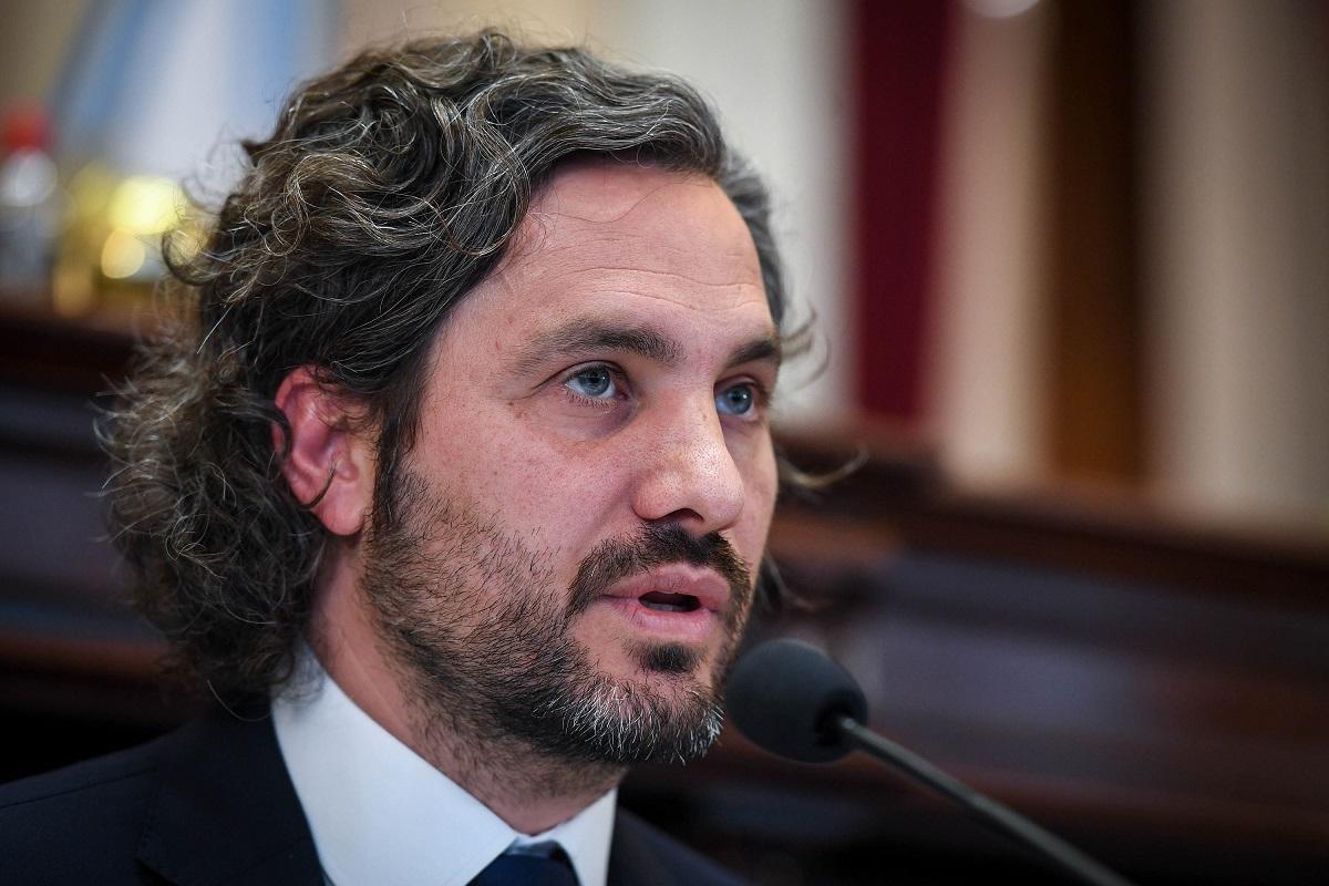 santiago cafiero informe senado octubre 2020