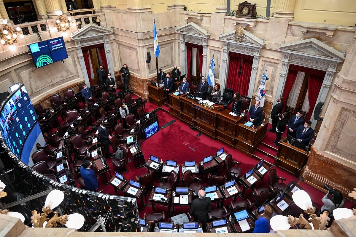 sesion senado recinto 29 octubre 2020