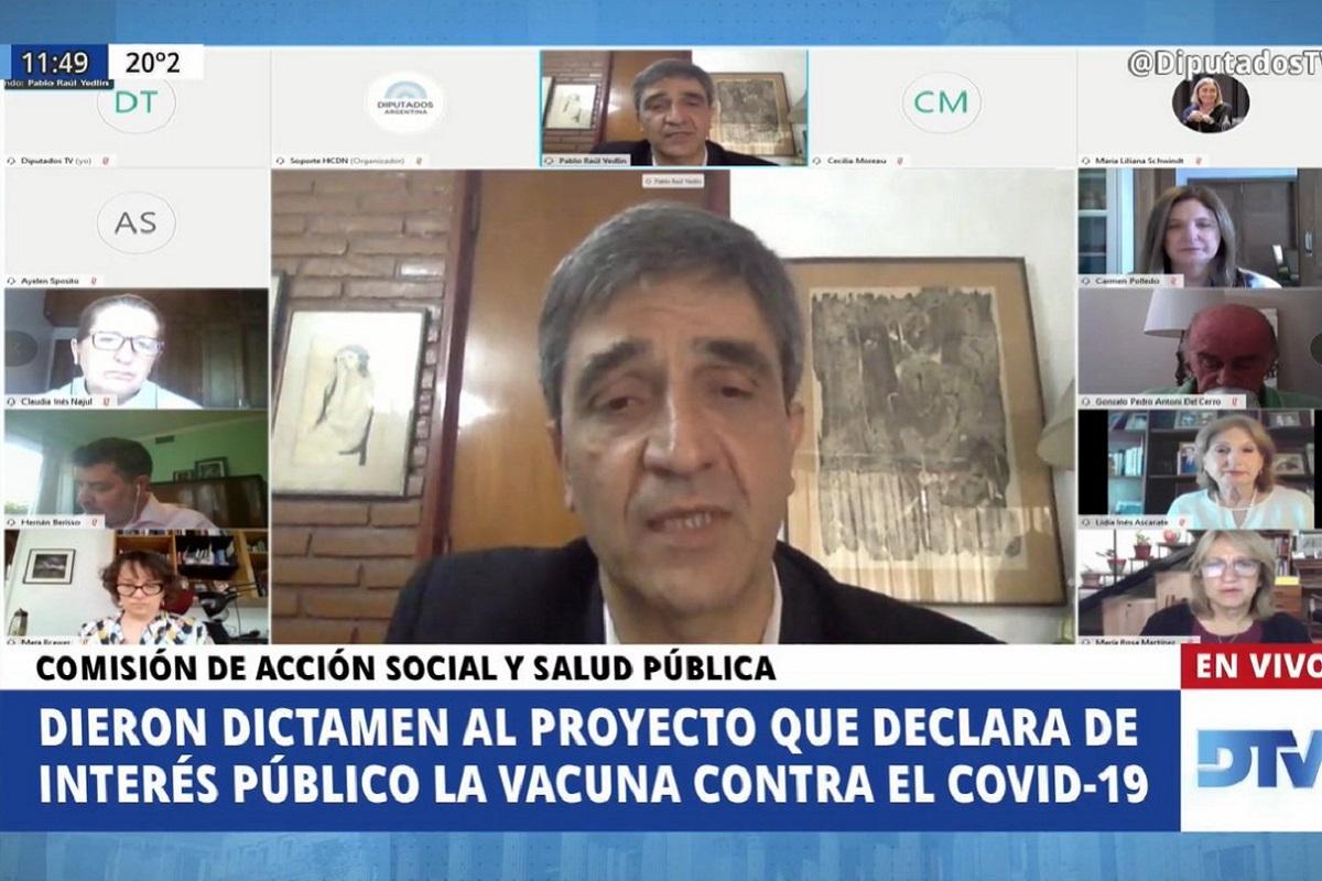 comision salud 1 octubre 2020 dictamen vacunas covid