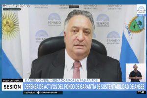 """""""Argentina necesita dar un debate de una reforma seria y estructural del sistema previsional"""", sostuvo Lovera"""
