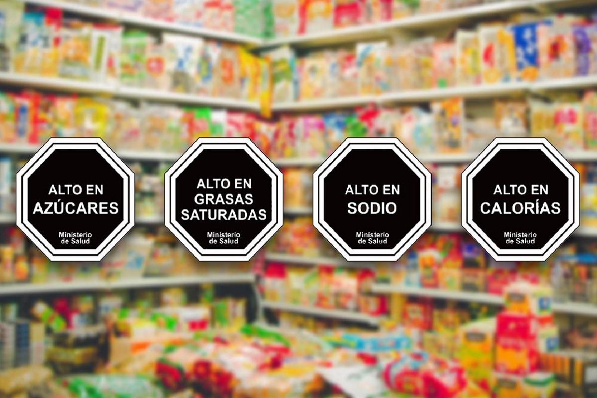 etiquetado frontal de alimentos