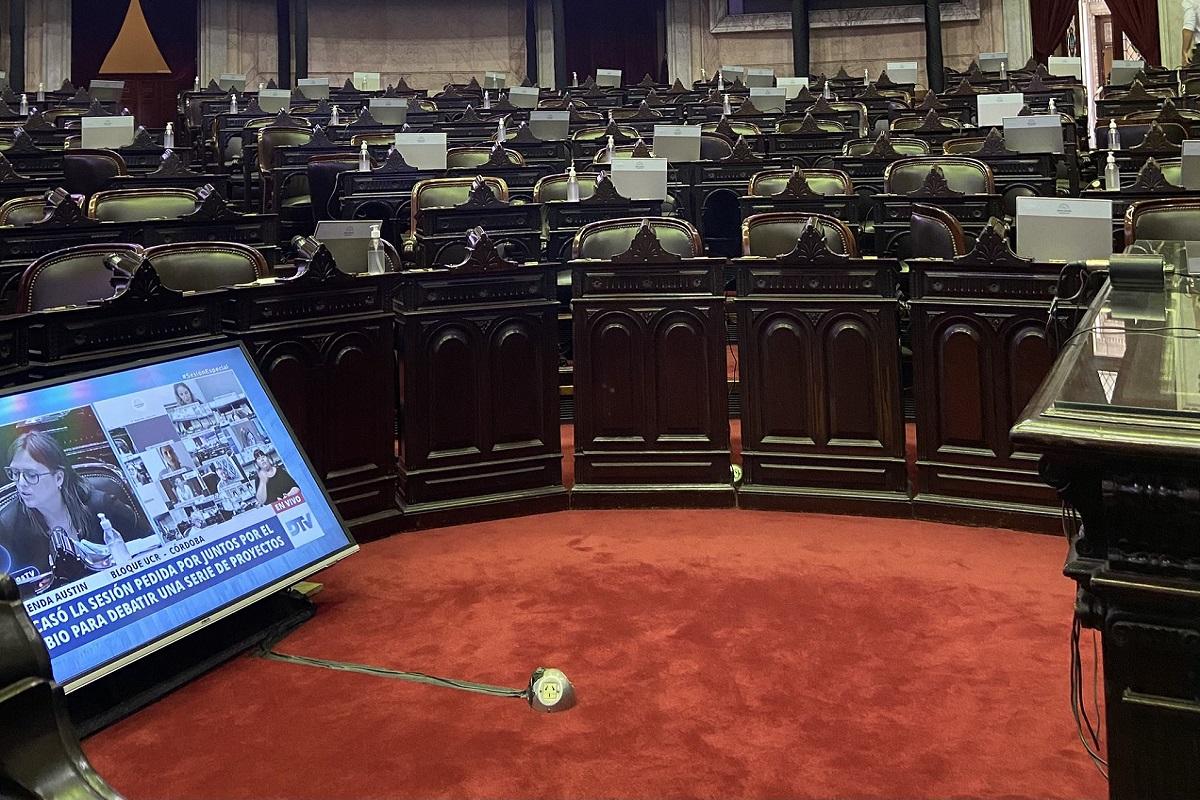 sesion en minoria junto por el cambio 11 noviembre 2020
