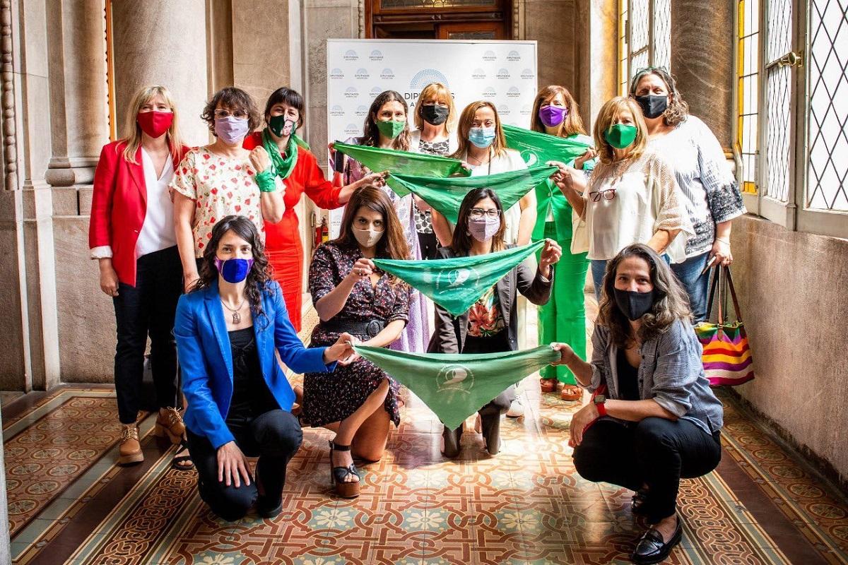 """Hay mayoría """"verde"""" en las comisiones que tratarán el aborto legal"""