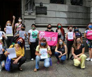 Reclaman la creación de un Ministerio de las Mujeres en la Ciudad