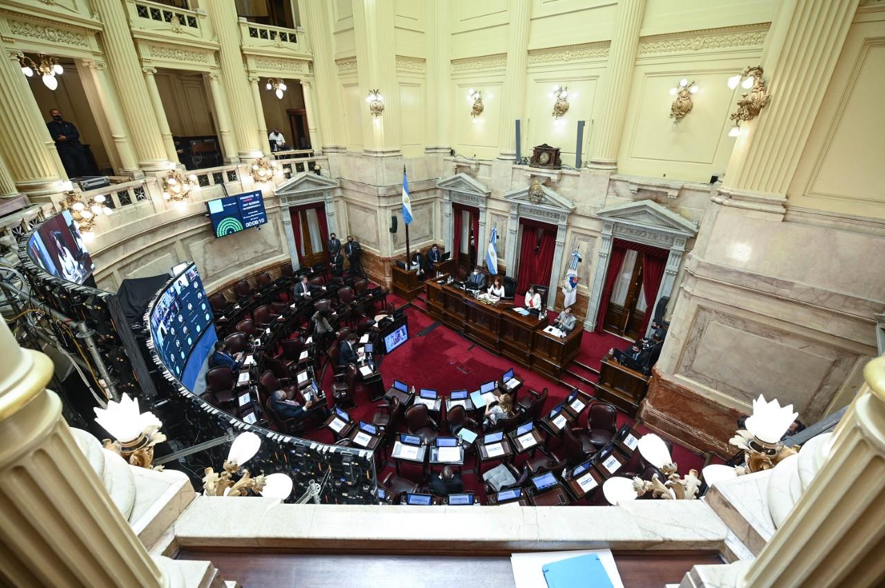 Con una diferencia muy estrecha, el Senado presenta un escenario abierto para el aborto legal