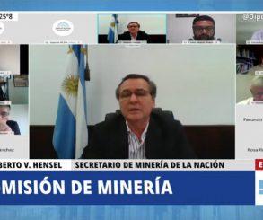 El secretario de Minería afirmó que Argentina podría exportar por más de USD10.000 millones al año