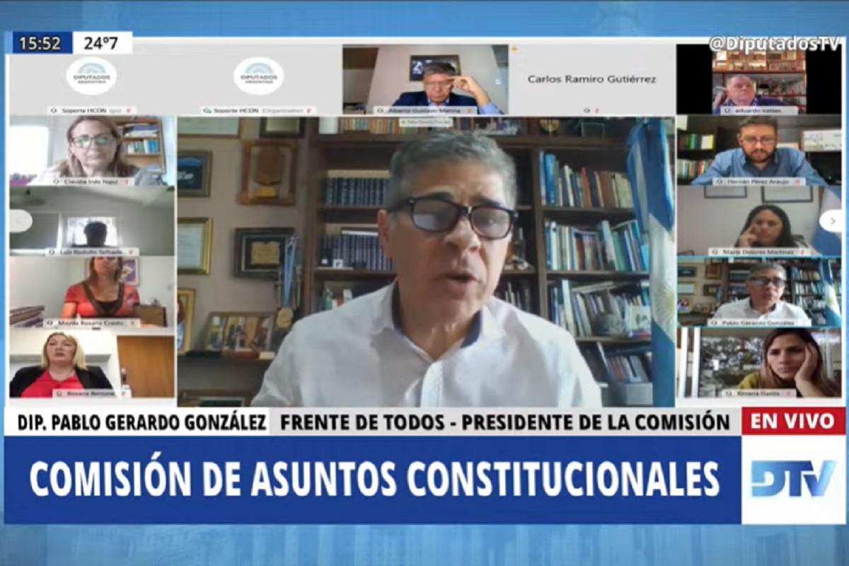 """Comenzaron a debatirse en Diputados los proyectos de """"ficha limpia"""""""