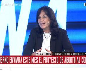Aborto: el Gobierno confirmó que envía este mes el proyecto para debatirlo en extraordinarias
