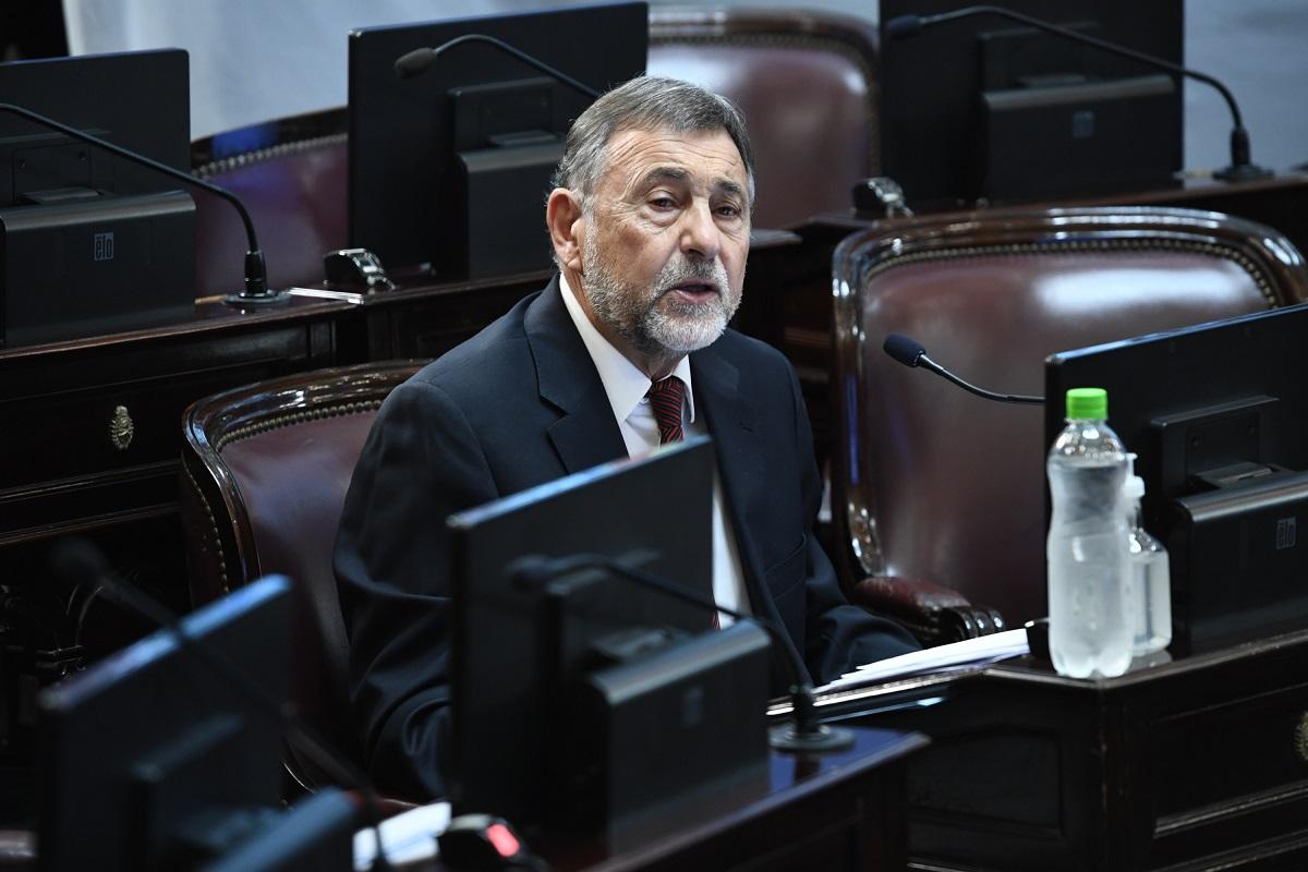 carlos caserio sesion presupuesto 2021