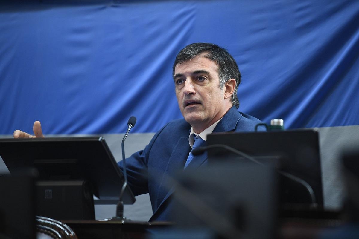 esteban bullrich sesion presupuesto 2021