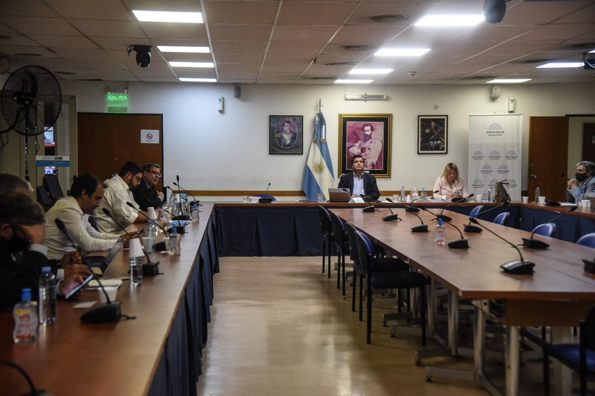 plenario comisiones diputados debate formula de movilidad
