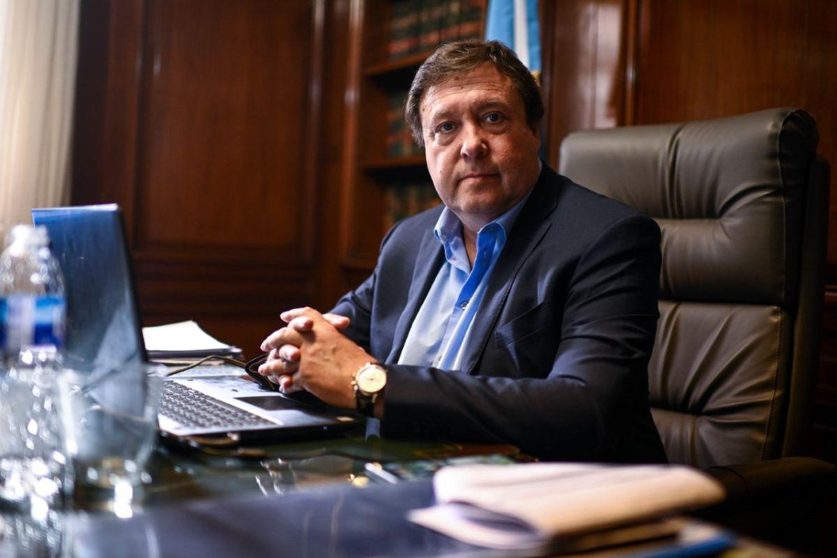 """Weretilneck: """"Es imperioso un gran acuerdo nacional"""""""