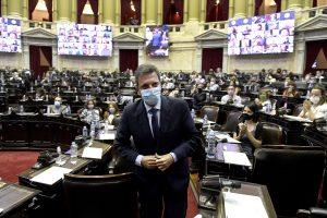 Negocian sesionar la última semana del mes en Diputados y JxC exige un temario acotado