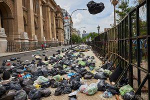 """Abrevaya: """"Atacan a la Corte con basura y los porteños pagamos para levantarla"""""""
