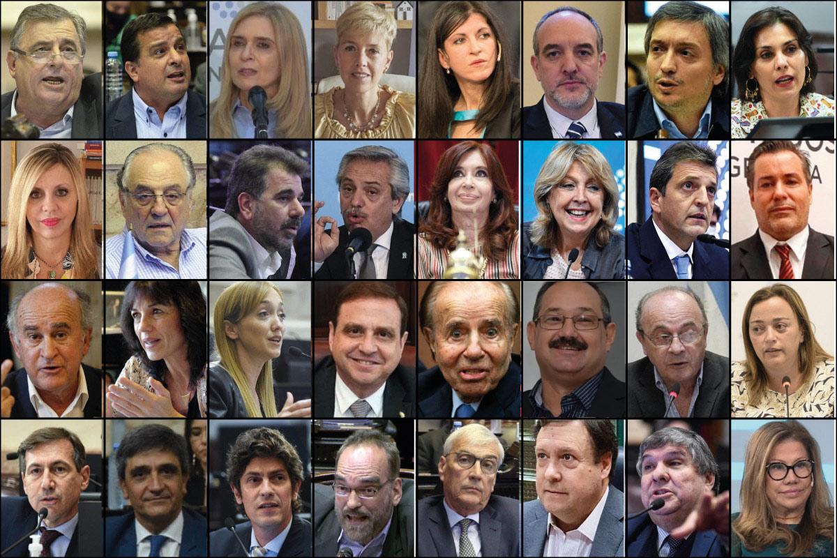 Las figuras legislativas destacadas de 2020
