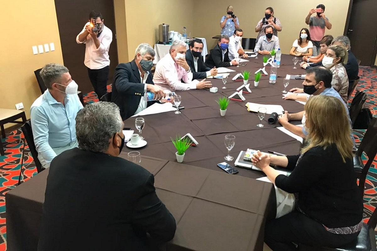 pietragalla reunion legisladores formosa