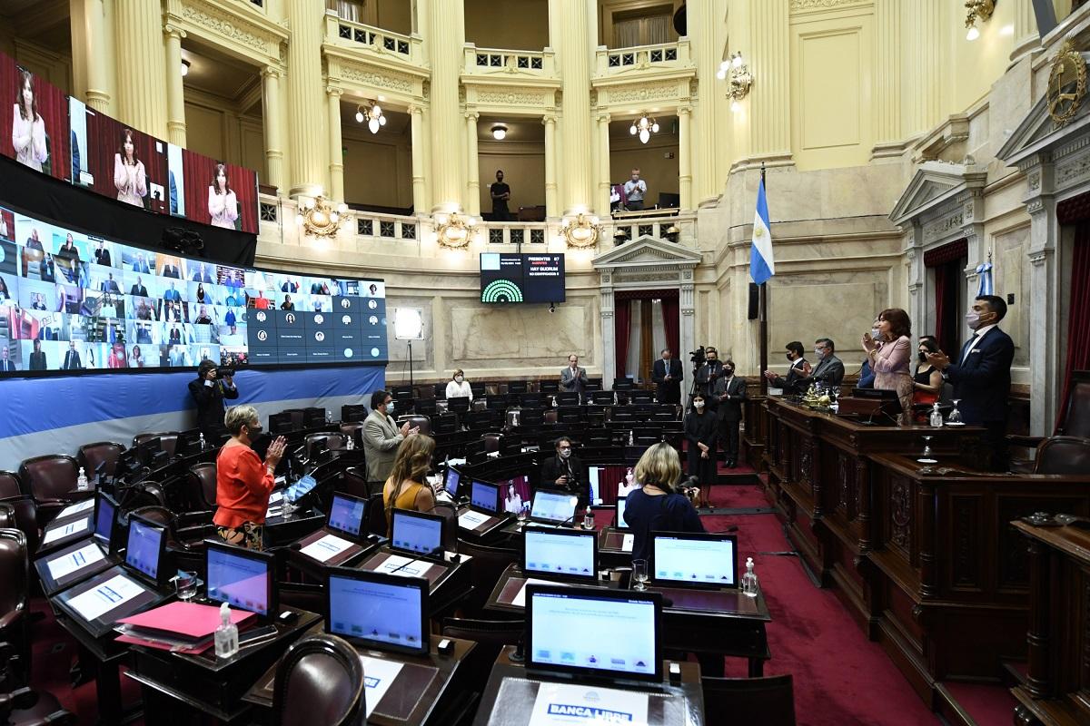 sesion senado 4 febrero 2021