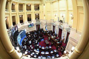 Recibió media sanción del Senado la ratificación del Consenso Fiscal 2021