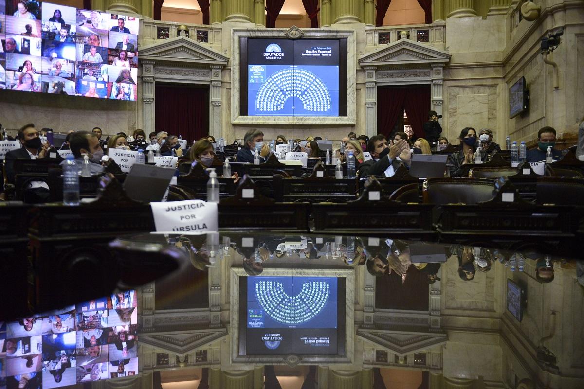 votacion diputados recinto indemnizacion ara san juan