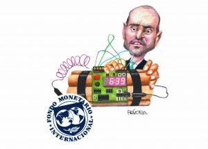 Argentina no logra apoyo para un acuerdo especial con el FMI